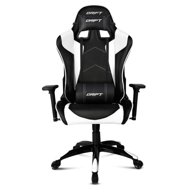 drift-silla-gaming-dr300-negroblanco