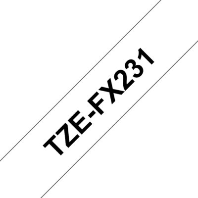 brother-cinta-tzefx231-flexible-blanconegro-12mm